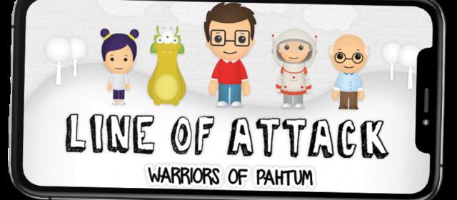 Line of Attack PahTum